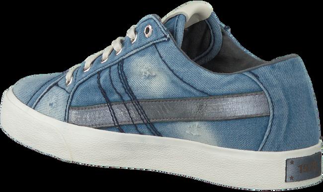 Blauwe DIESEL Sneakers D-STRING LOW W  - large