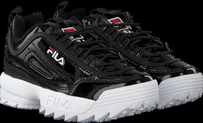 Zwarte FILA Sneakers DISRUPTOR M LOW - large