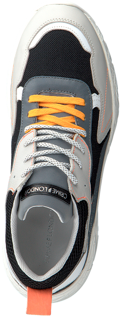 Zwarte CRIME LONDON Lage sneakers KOMRAD 2.0  - large