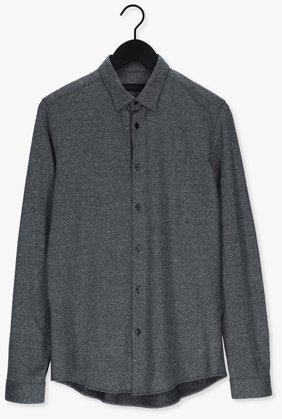 Grijze DRYKORN Casual overhemd RUBEN 136170  - larger