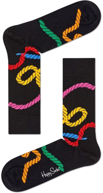 HAPPY SOCKS Sokken ROPE - large