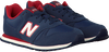 Blauwe NEW BALANCE Sneakers KJ373  - small