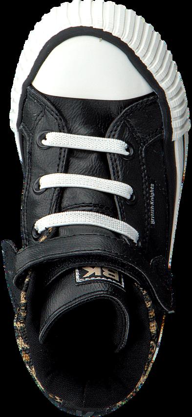 Zwarte BRITISH KNIGHTS Sneakers ROCO - larger