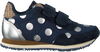 Blauwe WODEN WONDER Sneakers NORA - small