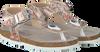 Roségouden BRAQEEZ Sandalen 418021 - small