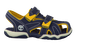 Blauwe TIMBERLAND Sandalen ADVENTURE SEEKER CLOSED KIDS  - small