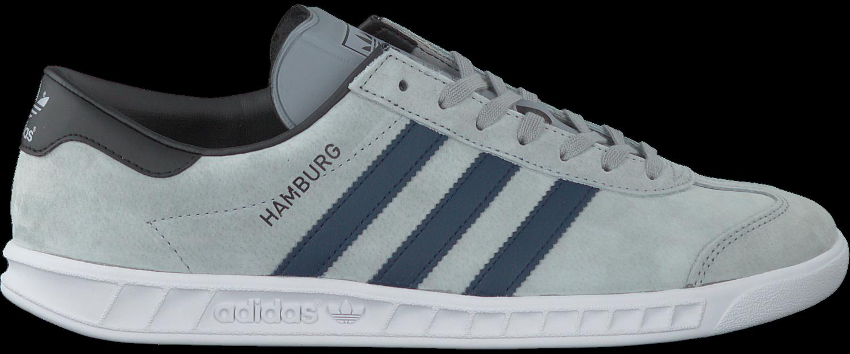 Grijze ADIDAS Sneakers HAMBURG | Omoda