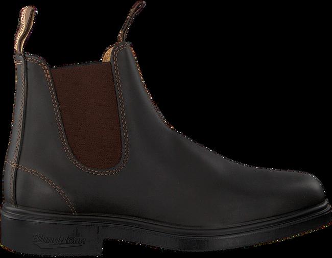 Bruine BLUNDSTONE Chelsea boots DRESS BOOT HEREN  - large