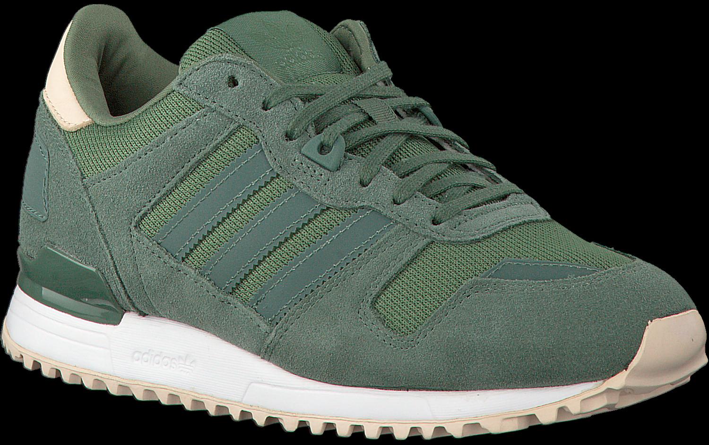adidas sneakers dames groen