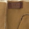 Camel UGG Handschoenen CONTRAST SHEEPSKIN GLOVE  - small