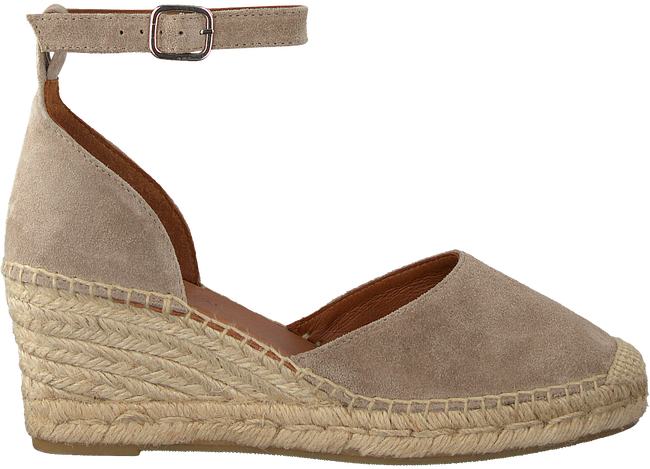 Taupe VIA VAI Espadrilles FLORA BRAID - large
