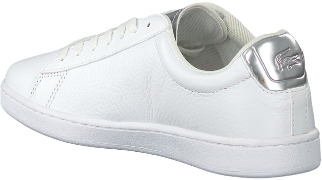 Witte LACOSTE Lage sneakers CARNABY EVO 220 - large