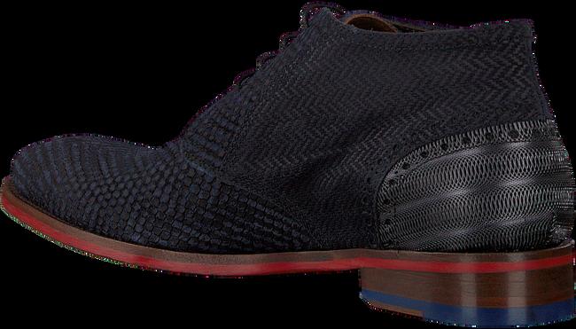 Blauwe FLORIS VAN BOMMEL Nette schoenen 20109  - large