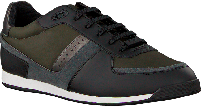 Groene HUGO BOSS Sneakers MAZE LOWP TECH2 - large