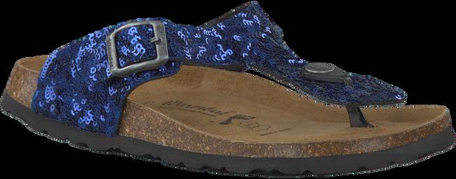 Blauwe WARMBAT Slippers 081503  - large