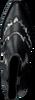 Zwarte BRONX Enkellaarsjes 47170 - small