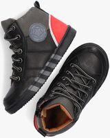 Zwarte TON & TON Hoge sneaker BRAGE  - medium