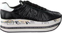 Zwarte PREMIATA Lage sneakers BETH  - medium