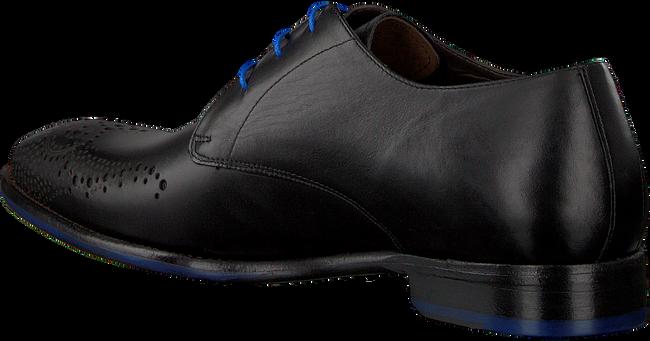 Zwarte FLORIS VAN BOMMEL Nette schoenen 18075 - large