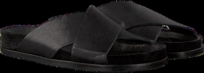 Zwarte VIA VAI Slippers VERA LIV - large