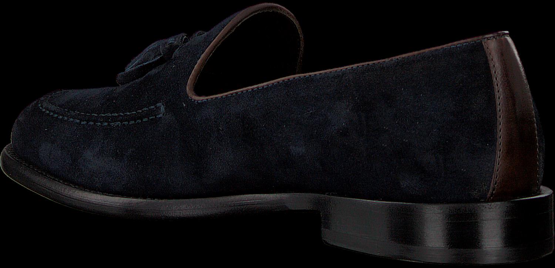 Blauwe Mazzeltov Loafers 9524