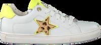 Witte BRAQEEZ Lage sneakers LEIGH LOUWIES  - medium