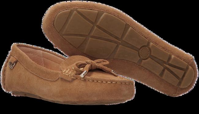 Bruine UGG Loafers W EEVON  - large