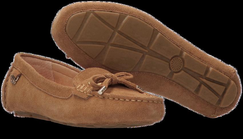 Bruine UGG Loafers W EEVON  - larger