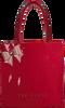 Rode TED BAKER Handtas CLEOCON - small
