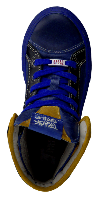 Blauwe TRACKSTYLE Sneakers 314763  - large