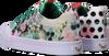 Groene GO BANANAS Lage sneakers GB_ZEBRA-L  - small