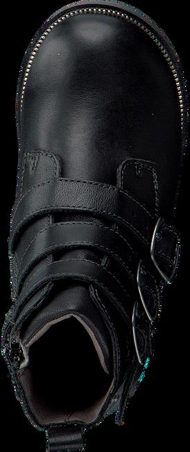 Zwarte BUNNIES JR Biker boots BOBBI BLIKSEM - large
