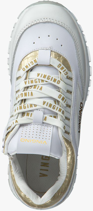 Witte VINGINO Lage sneakers FENNA  - larger