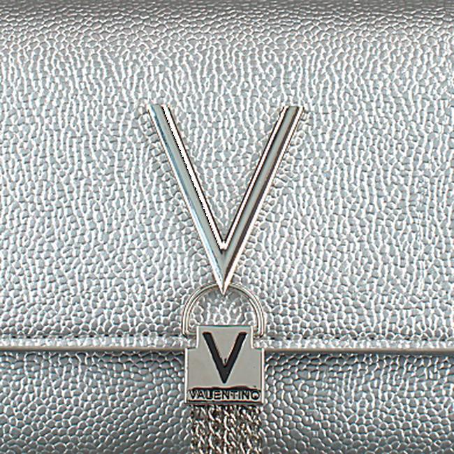 Zilveren VALENTINO HANDBAGS Schoudertas DIVINA CLUTCH - large
