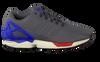 Grijze ADIDAS Sneakers ZX FLUX KIDS  - small