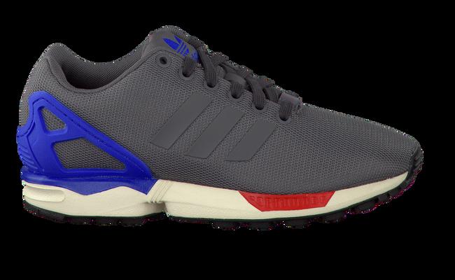 Grijze ADIDAS Sneakers ZX FLUX KIDS  - large
