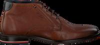 Cognac TOMMY HILFIGER Nette schoenen SIGNATURE HILFIGER BOOT  - medium