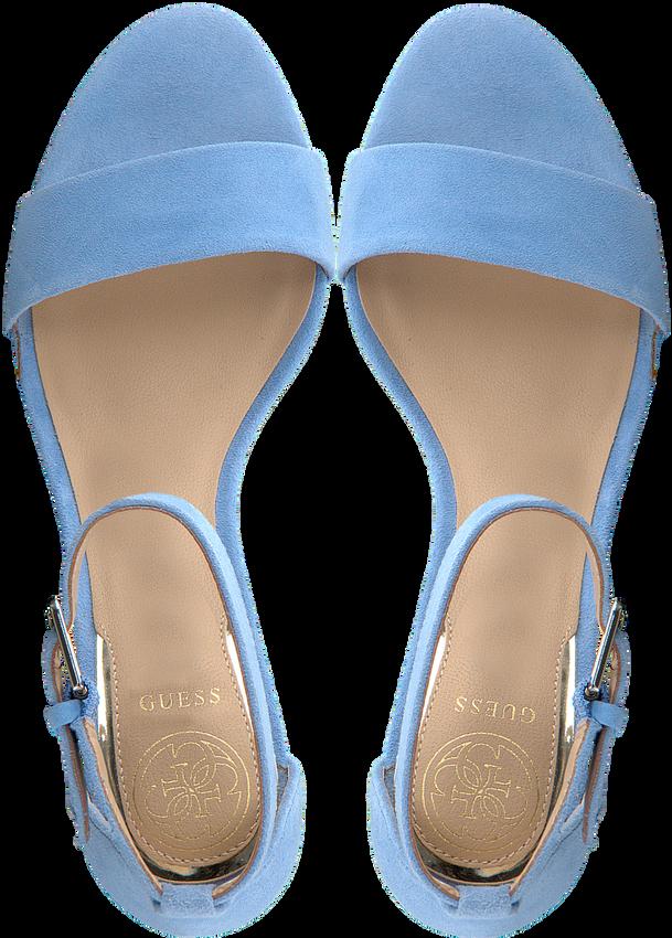 Blauwe GUESS Sandalen MELISA  - larger
