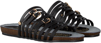 Zwarte FRED DE LA BRETONIERE Slippers 170010139 FRS0385  - medium