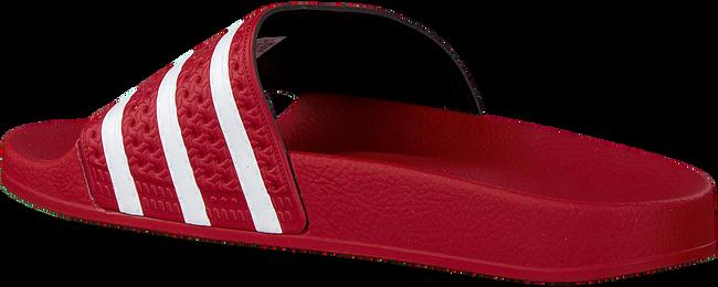Rode ADIDAS Slippers ADILETTE MEN  - large