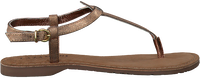 Bronzen LAZAMANI Sandalen 75.422  - medium