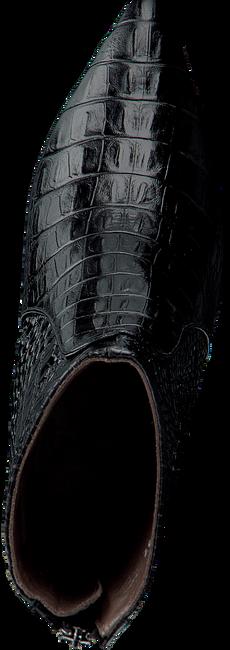 Zwarte PERTINI Enkellaarsjes 16146 - large