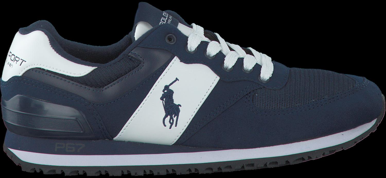 09ea099a2e1 Blauwe POLO RALPH LAUREN Sneakers SLATON PONY - large. Next