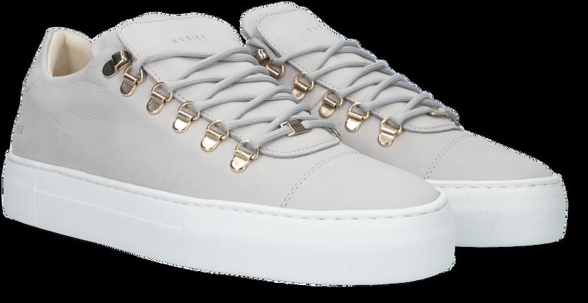 Grijze NUBIKK Lage sneakers JAGGER CLASSIC  - larger
