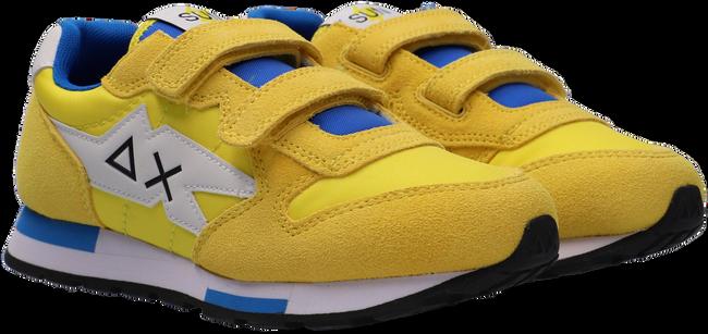 Gele SUN68 Lage sneakers BOYS NIKI NYLON SOLID  - large