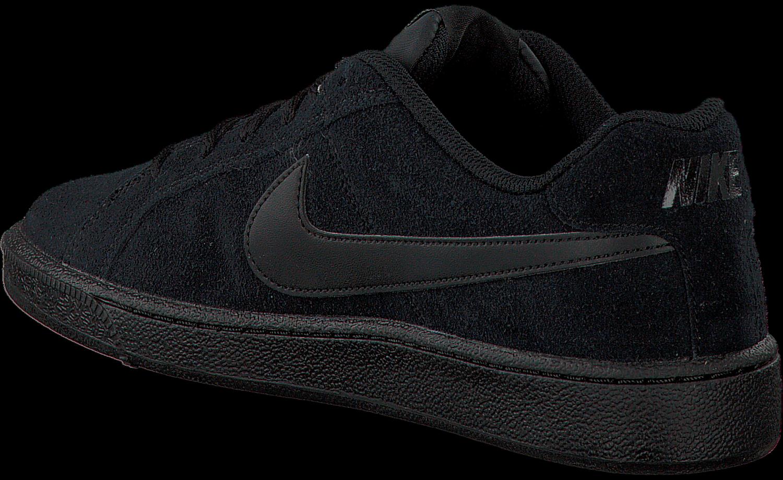 1e700693d3d Zwarte NIKE Sneakers COURT ROYALE SUEDE MEN - large. Next