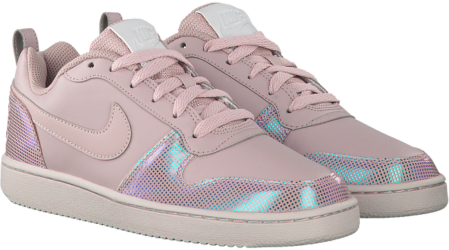 Roze NIKE Sneakers COURT BOROUGH SE WMNS  - large