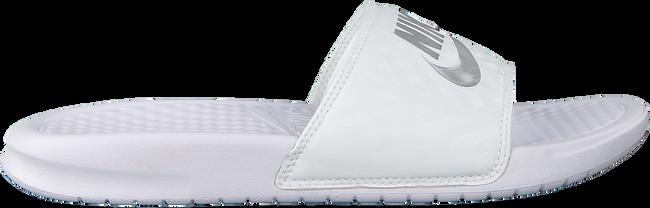 Witte NIKE Slippers BENASSI JDI WMNS - large