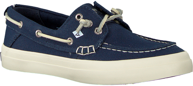 Blauwe SPERRY Instappers CREST RESORT  - large