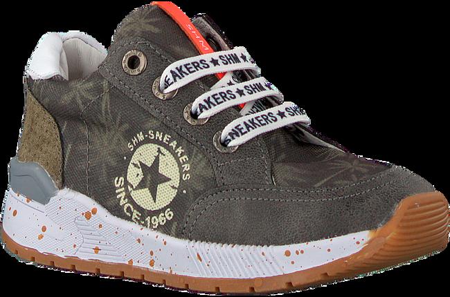 Grijze SHOESME Lage sneakers ST20S005  - large